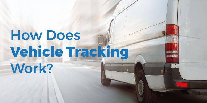 How does GPS Vehicle tracking work